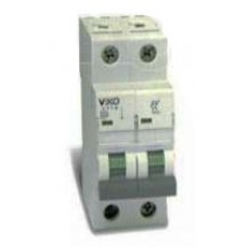 Автоматичний вимикач viko, 2P, 10A