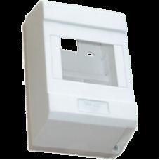 Бокс для 3-4-х автоматів відкритої установки viko